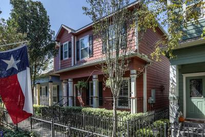 Houston Single Family Home For Sale: 1108 W 18th Street #A