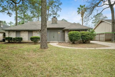 Spring Single Family Home For Sale: 25507 Old Carriage Lane