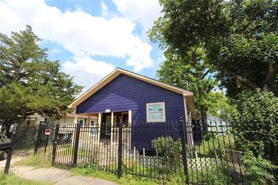 Houston Multi Family Home For Sale: 210 N Estelle Street