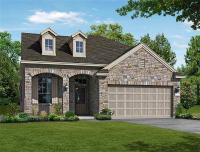 Dickinson Single Family Home For Sale: 257 Dale Ridge Lane