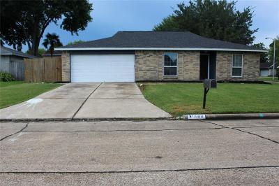 La Porte Single Family Home For Sale: 10011 Robin Street