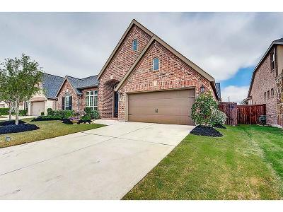 Katy Single Family Home For Sale: 1622 Quail Ridge Drive