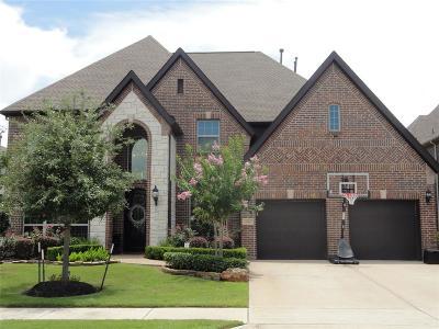 Katy Single Family Home For Sale: 24915 Bay Mist Ridge Lane