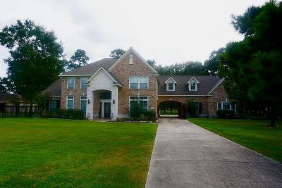 Spring Single Family Home For Sale: 2318 Legends Shore Drive