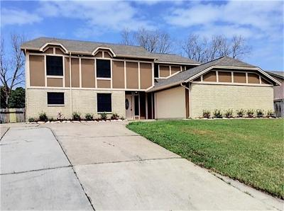 Friendswood Single Family Home For Sale: 302 Inwood Drive
