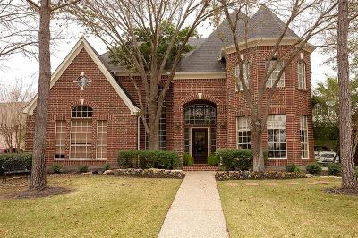 Katy Single Family Home For Sale: 2506 Hidden Shore Drive