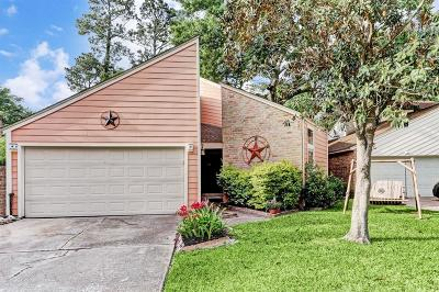 Cypress Single Family Home For Sale: 12906 Ravensway Drive