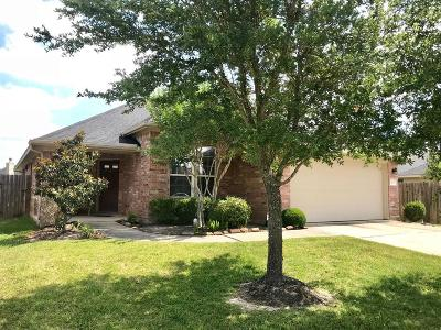 Richmond Single Family Home For Sale: 8207 Dusty Canyon Lane