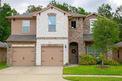 Conroe Single Family Home For Sale: 9557 E Woodmark
