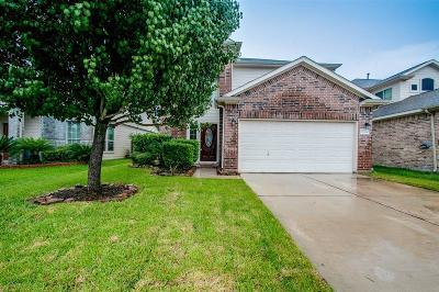 Humble Single Family Home For Sale: 21114 Escala Drive