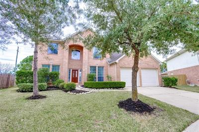 Katy Single Family Home For Sale: 4202 Thickey Pines Court