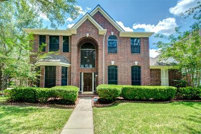 Sugar Land Single Family Home For Sale: 2503 Cannons Point Court