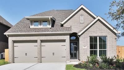 Pearland Single Family Home For Sale: 2807 Gable Point Drive