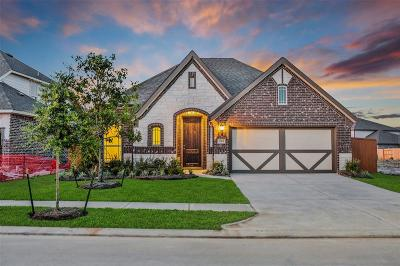 Humble TX Single Family Home For Sale: $284,990