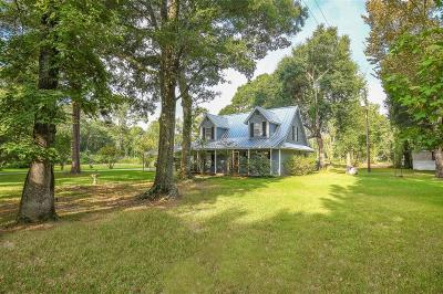 Single Family Home For Sale: 2357 County Road 2224