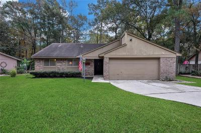 The Woodlands Single Family Home Option Pending: 14 Maple Branch Street