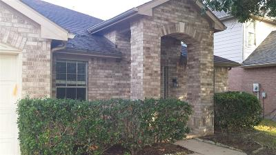 Katy Single Family Home For Sale: 1822 Mill Crossing Lane