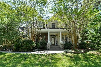 Richmond Single Family Home For Sale: 3423 River Forest Drive