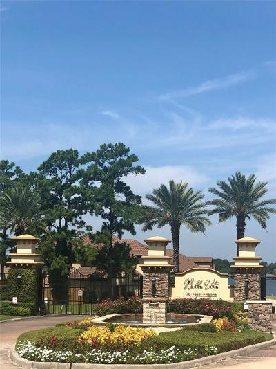 Conroe Residential Lots & Land For Sale: 12328 Tramonto Drive