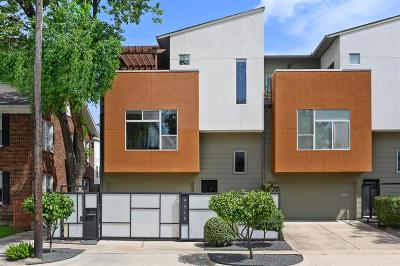Houston Single Family Home For Sale: 4415 La Branch Street