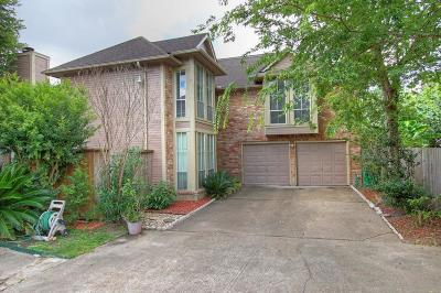 Houston Single Family Home For Sale: 1537 Beaconshire Road