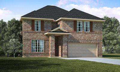 Houston Single Family Home For Sale: 10106 Heatherstone Way