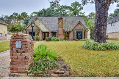 Spring Single Family Home For Sale: 6506 Rippling Hollow Drive