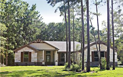 Willis Single Family Home For Sale: 14686 N Diamond Shores