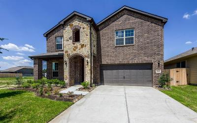 Katy Single Family Home For Sale: 2443 Northern Great White Court