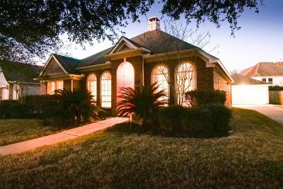 Sugar Land Single Family Home For Sale: 5011 Misty Park Lane