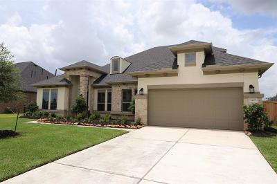 Katy Single Family Home For Sale: 1410 Rippling Tide Lane