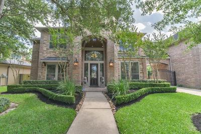 Houston Single Family Home For Sale: 13910 Hickory Meadow Court