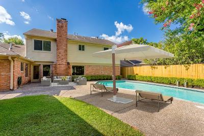 Houston Single Family Home For Sale: 14707 Cindywood Drive