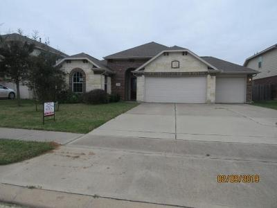 Hockley Single Family Home For Sale: 16015 Eric Trail Drive