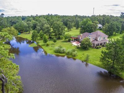 Montgomery Single Family Home For Sale: 9195 Grand Lake Estates Drive