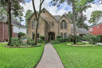 Tomball Single Family Home For Sale: 15723 Gettysburg Drive