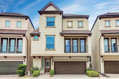 Houston Single Family Home For Sale: 3011 Kisling Street