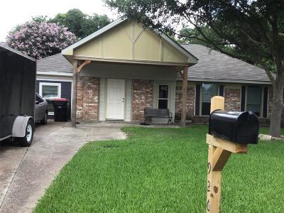 Houston Single Family Home For Sale: 926 Progreso Drive