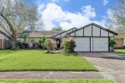 Webster Single Family Home For Sale: 17346 Heritage Bay Drive