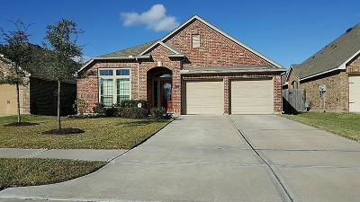Rosenberg Single Family Home For Sale: 5615 Stoneridge Court