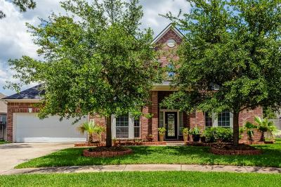 Tomball Single Family Home For Sale: 18806 Flaghorne Court