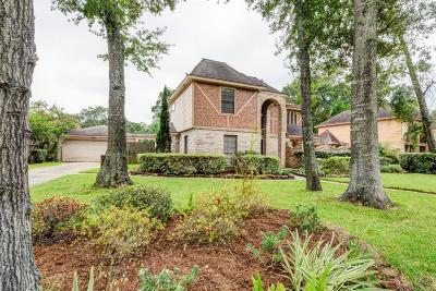 Spring Single Family Home For Sale: 3515 Cypresswood Drive
