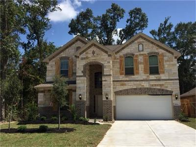 New Caney Single Family Home For Sale: 18812 Laurel Hills Drive