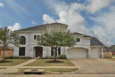 Pearland Single Family Home For Sale: 3004 Briarsage Lane