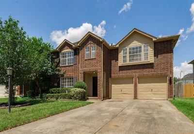 Missouri City Single Family Home For Sale: 2127 Mountshire Drive
