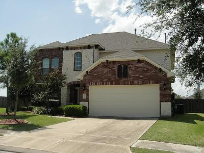 Richmond Single Family Home For Sale: 7010 Pebble Place Court