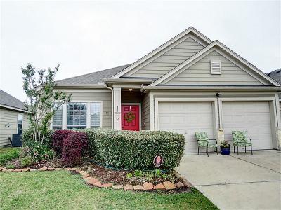 Richmond Single Family Home For Sale: 7115 Granger Ridge Lane