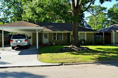 Single Family Home For Sale: 2206 Wakefield Drive
