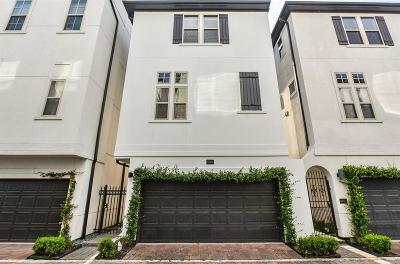 Houston Single Family Home For Sale: 411 W 17 Street #B