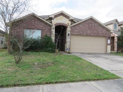 Tomball Single Family Home For Sale: 25411 Dappled Filly Drive